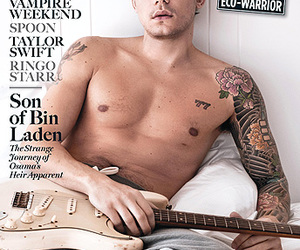 john mayer and rolling stone image