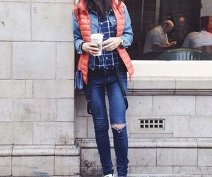 street fashion, casual outfit, and style image