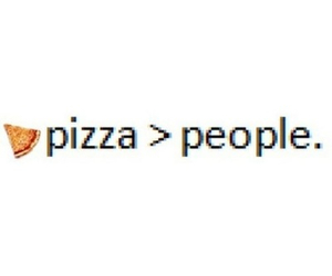 pizza, people, and food image