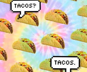 tacos, wallpaper, and food image