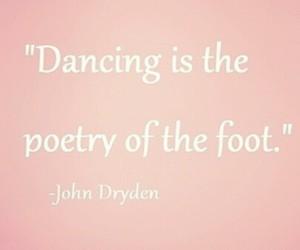 dance, poetry, and dancer image