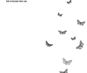 butterfly, quotes, and beautiful image