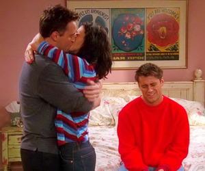 friends, Joey, and sad image