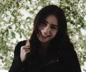 lily collins and gorgeous image