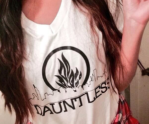 fashion, divergent, and dauntless image