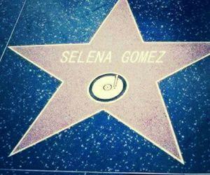 hollywood, selena gomez, and stars image