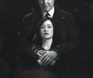 elizabeth keen, raymond reddington, and red image