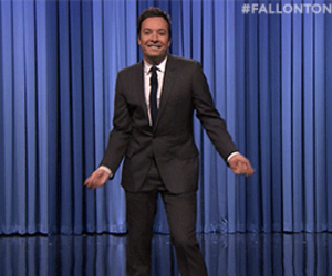 comedian, jimmy fallon, and tv image