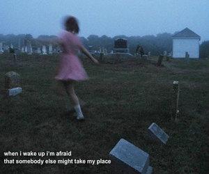 afraid, depressed, and depression image