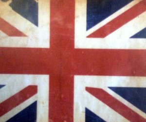 britain, vintage, and colors image