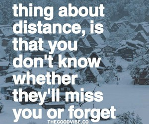 distance, quotes, and v image
