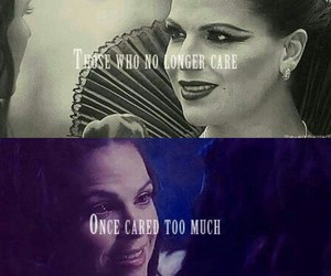 once upon a time, quote, and evil queen image