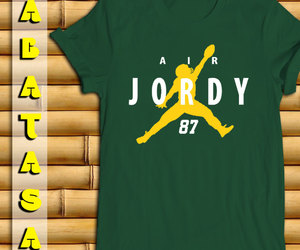 green bay packers, air jordy, and jordy nelson t shirt image