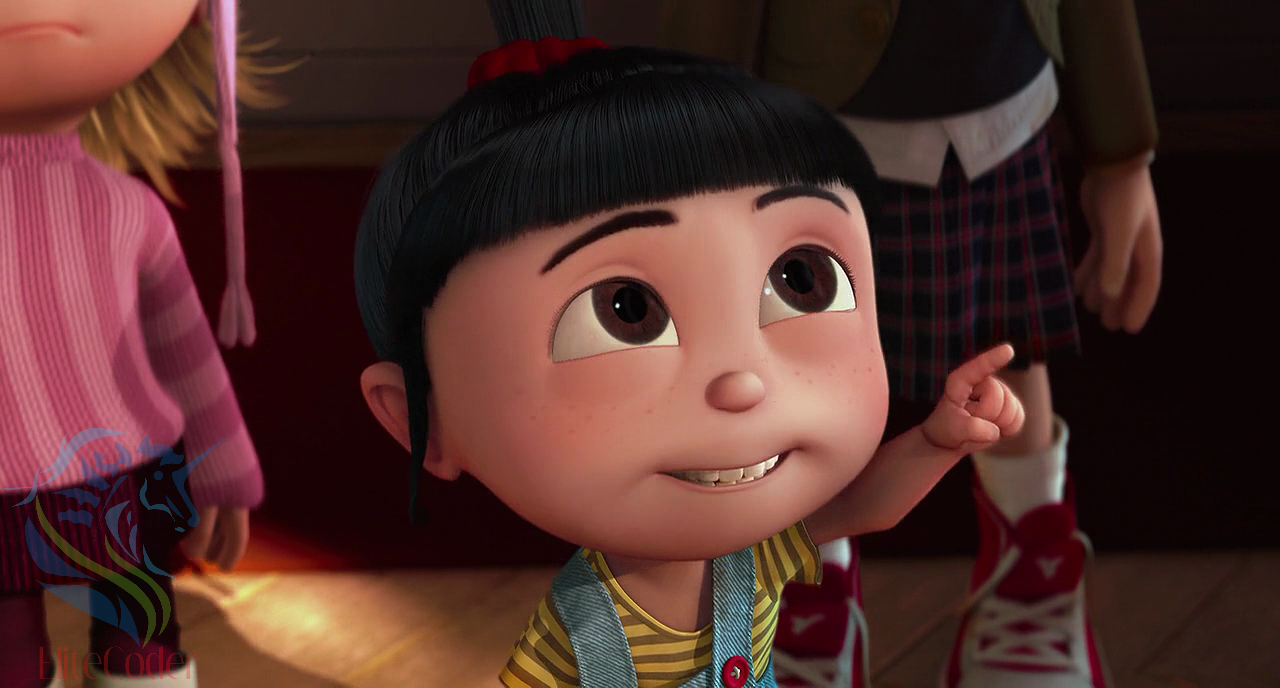 34 images about despicable me on We Heart It   See more about despicable me, agnes and minions