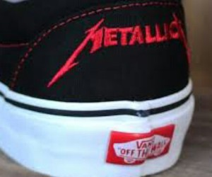 metallica and vans image