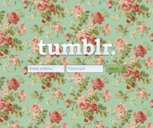tumblr, floral, and flowers image