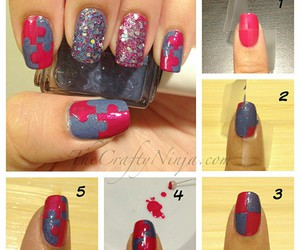Easy, nail, and dys image