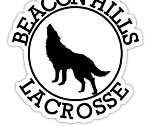 lacrosse, teen wolf, and beacon hills image