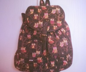 backpack, bag, and casual image