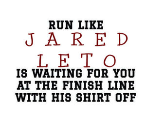 jared leto funny and jared leto card image