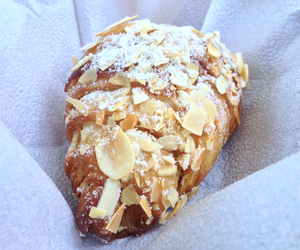 croissant, sweet, and food image