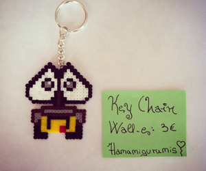 hama, keychain, and wall-e image