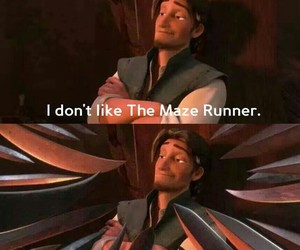 tangled and the maze runner image