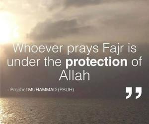 arabic, islam, and pray image