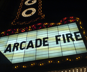 arcade fire and music image