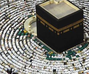 islam, muslim, and mekka image