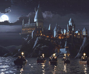 harry potter, home, and hogwarts image