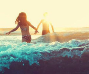 beach, inspiration, and summer image