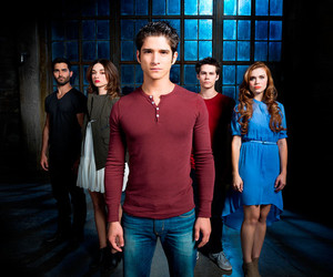 teen wolf, wolf, and teenwolf image