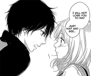 couple, anime, and manga image