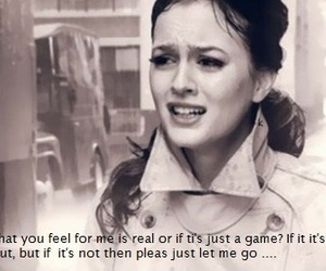 blair waldorf and love image