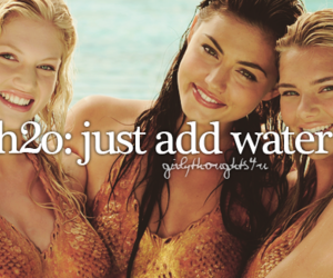 claire holt, phoebe tonkin, and h2o just add water image