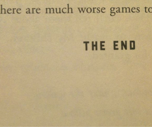 the hunger games and the end image