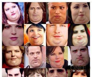 cast, fat, and funny image