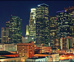 los angeles, beautiful, and city image