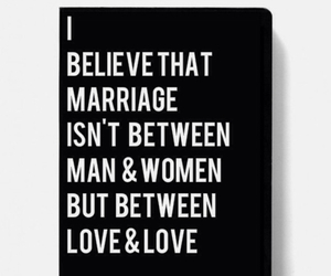 love, marriage, and quote image