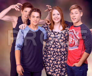 teen wolf, teen wolf cast, and dylan sprayberry image