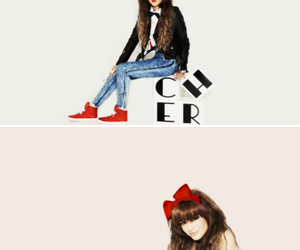 fashion, pretty, and singer image