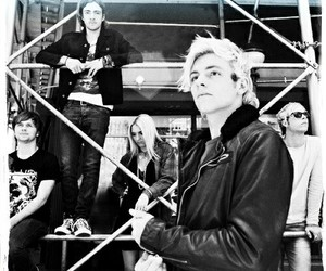 r5, heart made up on you, and rocky image
