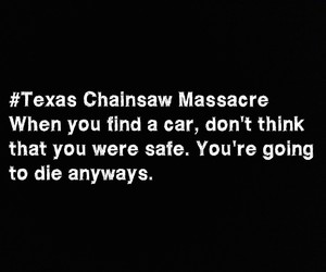 lol, texas chainsaw, and horror movie image