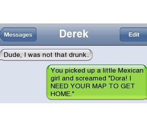 funny and comedytexting image