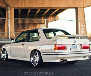 bmw, e30, and m3 image
