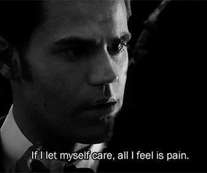 pain, quote, and the vampire diaries image