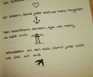 drawings, leuchtturm, and Lyrics image