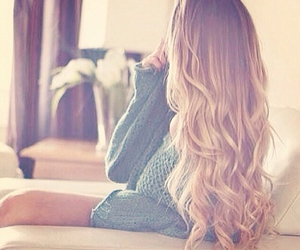beautiful, hairstyle, and girl image