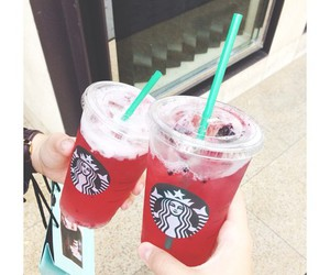 fashion, girly, and starbucks image